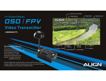 OSD + Video Digital Transmitter - Align