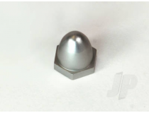 Quattro-X Brushless Motor Prop Nut Silver - 6606220