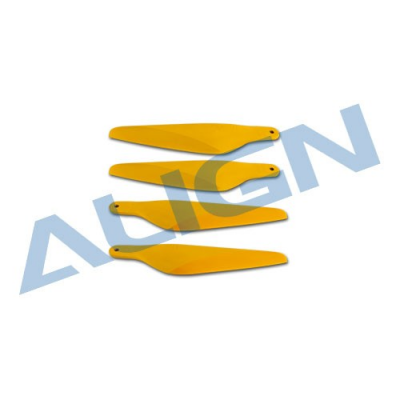 MD0703D Helices 7  jaunes - Align