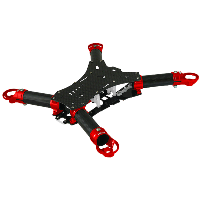 Pod 250 rouge nue sans train - RKH - 200QX980-R