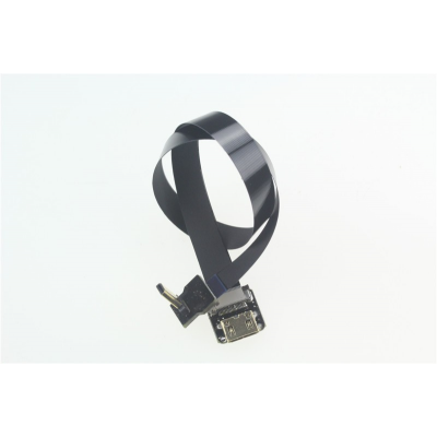 Cable HDMI upgrade GH3 vers GH4 DJI Zenmuse Z15 version noire - CAB7B