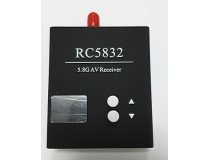 Recepteur video 5.8G 32CH avec fonction On/Off - RC5832