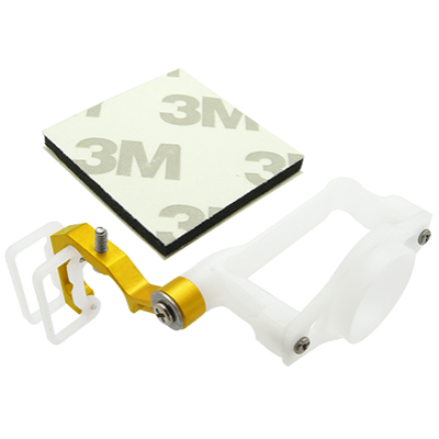 Support jaune Micro Camera FPV - 200QX384-Y