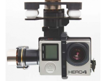 Pack Upgrade Phantom 2 - Nacelle H4-3D + GoPro Hero 4 Black - PAK-H4-HERO4