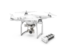 Combo Phantom 3 Advanced avec 2e batterie - DJI