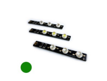 High Flux 3W Power LED Board Green - Gryphon - GDB-5000G