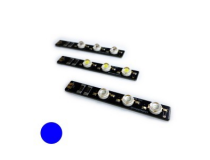 High Flux 3W Power LED Board Blue - Gryphon - GDB-5000B