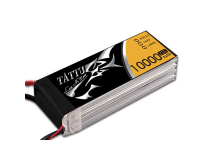 Tattu 10000mAh 14.8V 25/50C 4S1P Lipo Battery Pack