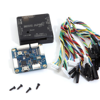 Controleur de vol Mini APM V3.1 ArduPilot