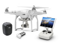 COMBO PHANTOM 3 ADVANCED + 2E BATTERIE + SAC A DOS LOGO PHANTOM DJI