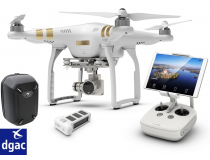 Phantom 3 Professionnal DJI homologation DGAC S3 - BDL-PH3PDGAC
