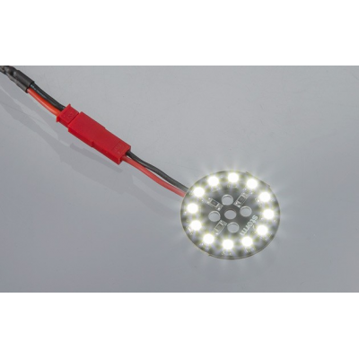 LED circulaire Blanche - LE-0234