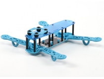 Color250 MiniQuadCopter Frame BLEU
