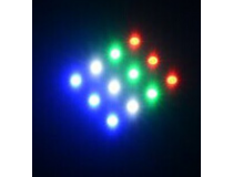 Jeu de LED 4 couleurs FPV Racing - BGD-191654