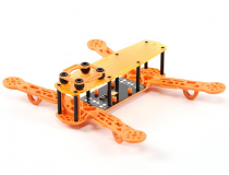 Color250 MiniQuadCopter Frame ORANGE