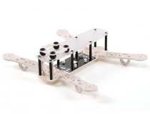 Color250 MiniQuadCopter Frame Blanc