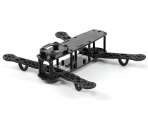 Color250 MiniQuadCopter Frame NOIR