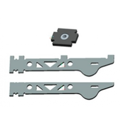 Kylin 250 Arm support plate - KF-250-16 - KDS