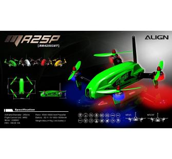 Mr25p racer vert align rm42510xst droneshop - Compte facily pay ...