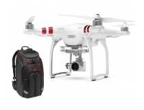 Pack Phantom 3 Standard + Sac a dos Manfrotto - BDL-PH3SMAN