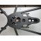 SKY-HERO SPYDER6 1000MM MULTIROTOR X6/X12  KIT CHASSIS - RECONDITIONNE - SKH00-601-REC