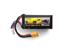 4S 14.8v 1300mAh 20C Lipo Battery for FPV racer - BEEFPVR03 - BEEFPVR03