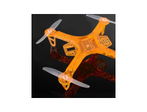 Chassis FPV 250 V1 Orange Translucide - Diatone - FPV250V1ORANGE