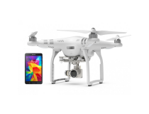Phantom 3 Advanced livre parametre avec Samsung galaxy tab 4 - BDL-PH3A-TAB4-ZEN