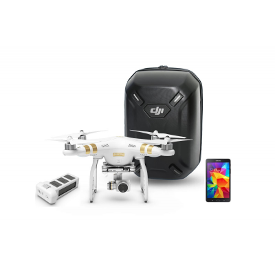 PHANTOM 3 PROFESSIONEL Pack Noel - BDL-PH3P-ZEN-TAB4-B