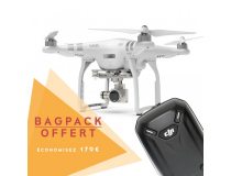 Pack Phantom 3 Advanced + BackPack Offert