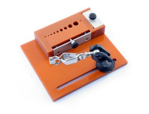 ETRONIX CONNECTOR SOLDERING JIG BOARD W/HELPER