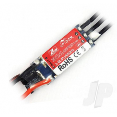 Spider 20A Opto Small ESC (2S-6S)