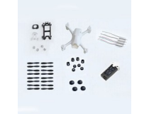 Crash Kit H107C+ Hubsan
