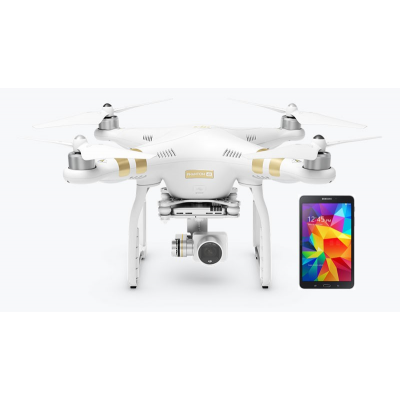 Phantom 3 4K Pack Zen + - BDL-PH34K-ZEN+