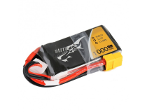 TATTU 1000mAh 11.1V 45C 3S1P Lipo Battery Pack