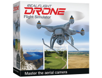 RealFlight Drone Edition avec Game commander Mode 2 - Greatplanes